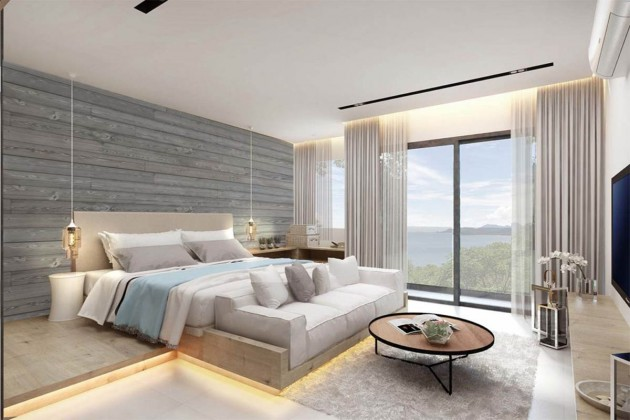 Joyful Mountain View Studio Condominium for Sale Image by Phuket Realtor