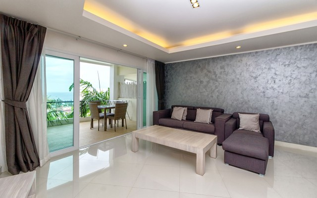 Warm Sea View Apartment for Sale in Karon Image by Phuket Realtor