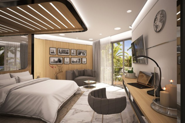 Clever One Bedroom Condominium Close to Beach Image by Phuket Realtor