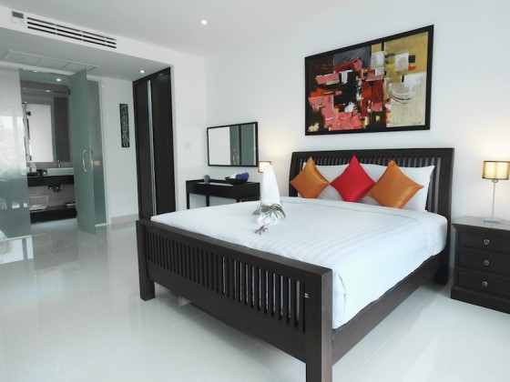 Huge Three Bedroom Sea View Services Apartment Image by Phuket Realtor