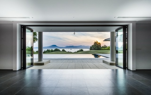 Enormous Sea View Private Pool Villa in Gated Estate Image by Phuket Realtor