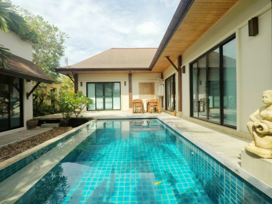 Lovable Modern Oriental-Style 3 Bedroom Pool Villa in Rawai Phuket Image by Phuket Realtor