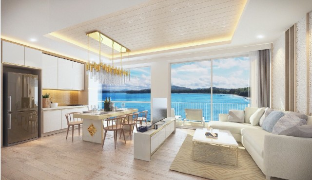 Beachfront Nai Yang Sea View Condominium for Sale Image by Phuket Realtor