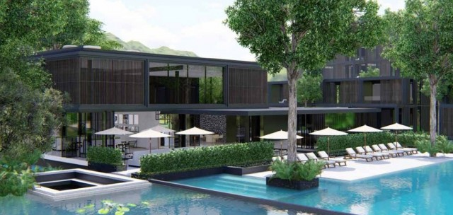 Brilliant Beachside Condominium For Sale in Kamala Image by Phuket Realtor