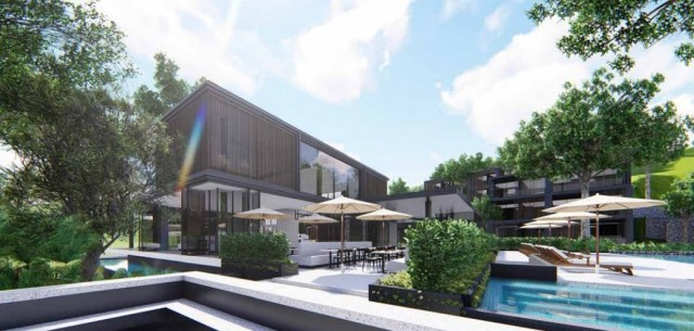 Quiet Lakeside Unit for Sale in Beachside Estate in Kamala Image by Phuket Realtor
