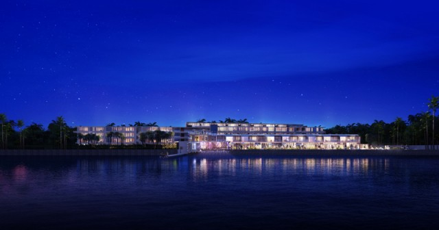 Finally a Yacht Club with Turnkey Condominium Investment Image by Phuket Realtor