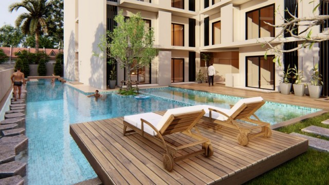 This is too good to be true Guaranteed 7% for 10 YRS at Hollyland Condominium Image by Phuket Realtor