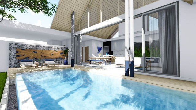 Must see Oracle Architects inspired Private Pool Villa Image by Phuket Realtor