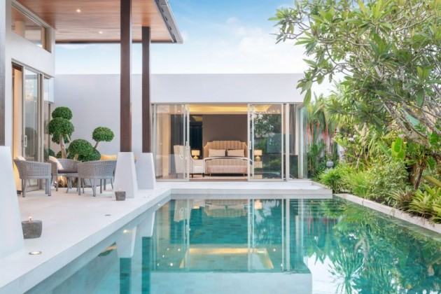 Botanica Phase 8 | Quality Private Pool Villas | Must See Image by Phuket Realtor