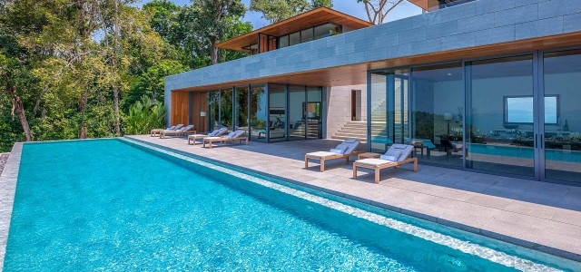 Luxury Villas Phuket – Layan Private Pool Villa for Sale Image by Phuket Realtor
