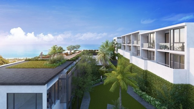 Karon Beach Sea View Two Bedroom Condominium For Sale Image by Phuket Realtor