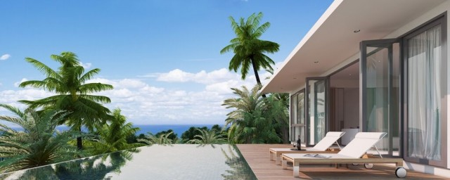 Feel Good in your Karon Sea View Villa on Sale now Image by Phuket Realtor