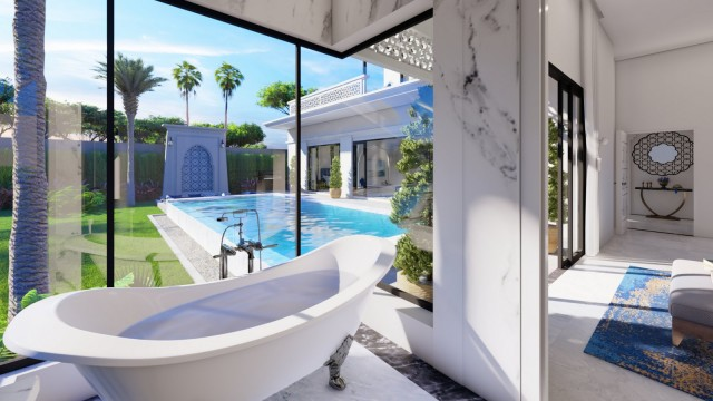 Unpack you Life | Moroccan Private Pool Villa for Sale with Guaranteed Return Image by Phuket Realtor