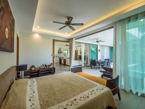 Walk to Laem Ka Beach from this 3 Bedroom Villa for Sale Image by Phuket Realtor