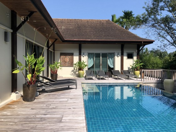 Must see 4 Bedroom Private Pool Villa and Walk to the Beach  Image by Phuket Realtor