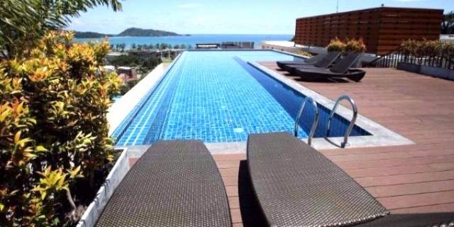 Sea View Patong Hillside Condominum For Sale Image by Phuket Realtor