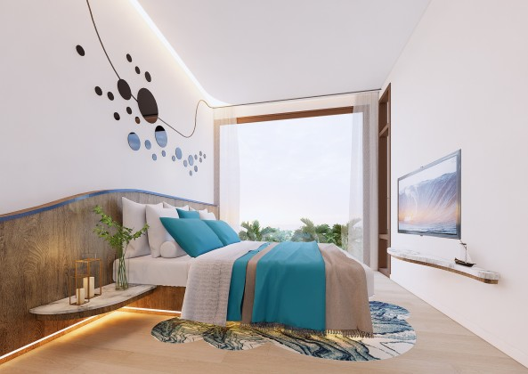 Investment Condominium for Sale with Guaranteed Return of 7% for 5 Years Image by Phuket Realtor