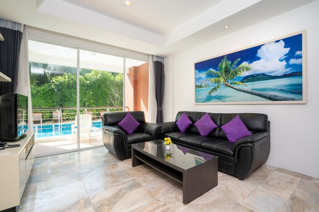Walk to the Beach from your Rawai Fully Furnished Condominium for Sale Image by Phuket Realtor