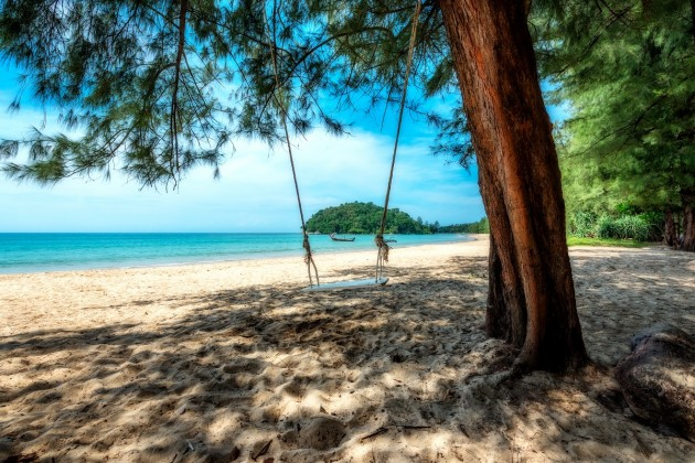 24.43 Rai Layan Land for Sale | Sea View land next to Pavillions Phuket Image by Phuket Realtor