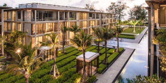 Three Bedroom Oceanfront Mai Khao Beach Phuket Condominium For Sale Image by Phuket Realtor