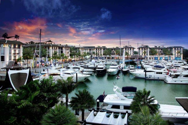 Two Bedroom Marina Condominium For Sale Image by Phuket Realtor