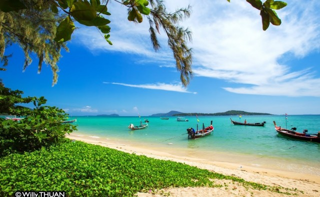 Beachfront One Bedroom On Rawai Beach For Sale Image by Phuket Realtor