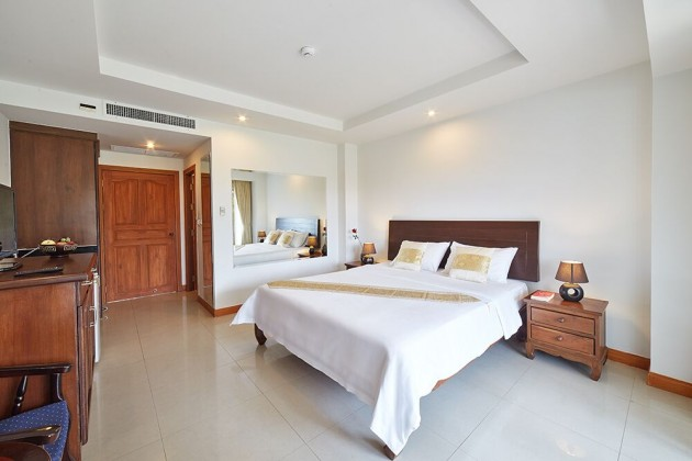 You can Walk to the Beach Every Day | Surin Studio Suite for Sale Image by Phuket Realtor