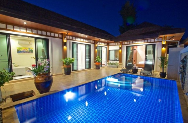 Resale Two Bedroom Private Pool Villa for Sale | Walk to the Beach Image by Phuket Realtor