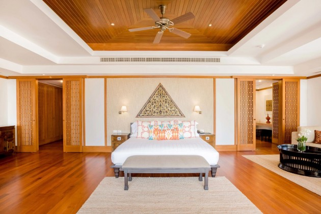 Thailand Property Auction | NO Reserve | Trisara Luxury Villa Santi Image by Phuket Realtor