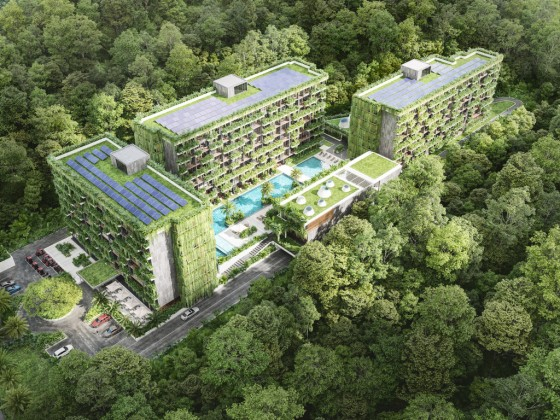 Energy Efficient Thailand Condos for Sale in Phuket Image by Phuket Realtor