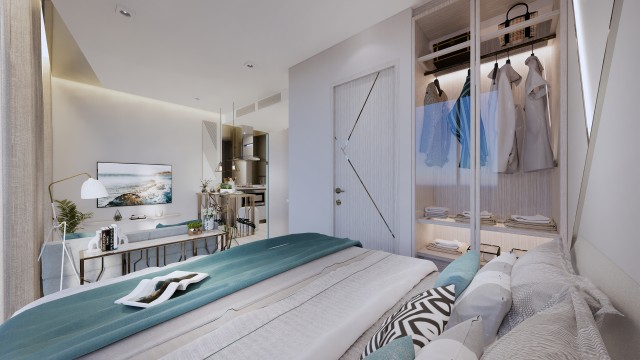 Studio Apartment in Thailand for Sale | Don't Miss Out on The ONE Image by Phuket Realtor