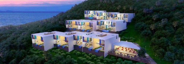 New Real Estate in Thailand | Sivana Sea View Villas for Sale Image by Phuket Realtor