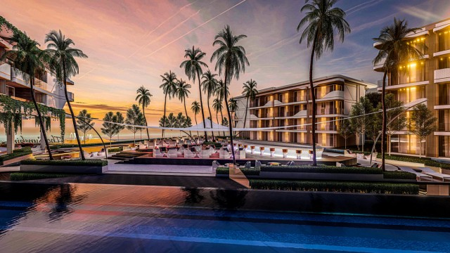 Sunshine Beach | Two Bedroom | Thailand Condos for Sale Image by Phuket Realtor