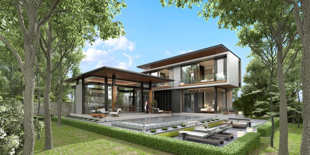 Villa in Thailand for Sale | Botanica Modern Loft Image by Phuket Realtor