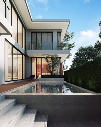 Buy House in Thailand | Live like a King | 3 Bedroom Pool Villa Image by Phuket Realtor
