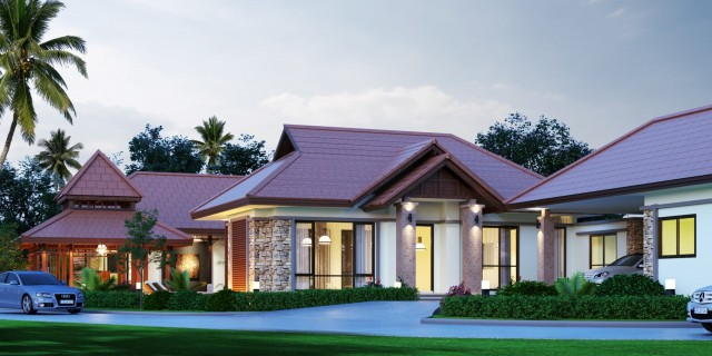 Homes for Sale in Phuket Thailand by Sujika Gardens Image by Phuket Realtor