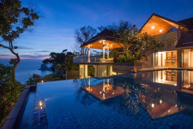 Must See Samsara Estate Oceanfront Villa for Sale Image by Phuket Realtor