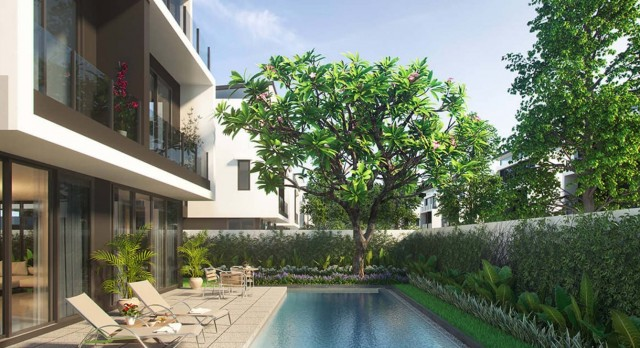 Safe Secure | 3B Thailand Townhome | Shuttle to Beach Image by Phuket Realtor