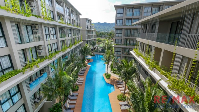 One Bedroom Bang Tao Condominum For Sale Corner Unit Image by Phuket Realtor