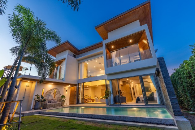 Come see this New Off-Plan Villa Development and save 30% Image by Phuket Realtor