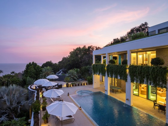 Spectacular Luxury Villa for Sale at Waterfall Bay Phuket Image by Phuket Realtor