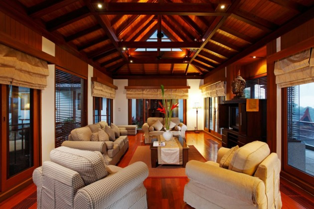WORK FROM HOME | Luxury Sea View Villa | Surin Phuket | FOR SALE Image by Phuket Realtor