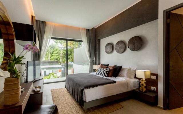 Phuket Townhome for Sale | Mountain Views | Private Pool Image by Phuket Realtor